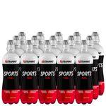 18 x Nutramino Fuel Energy Drink, 500 ml, Raspberry