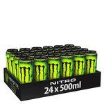 24 x Monster Energy, 50 cl, Nitro FP877-1