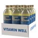 12 x Vitamin Well, 500ml, Celebrate