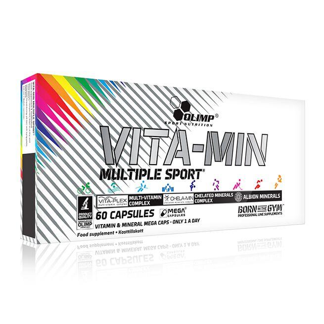Vita-Min Multiple Sport, 60 kaps