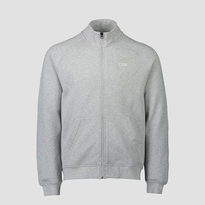 ICANIWILL Essential Zipper Light Grey