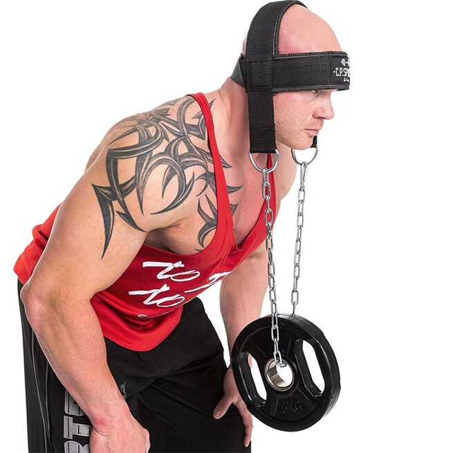 Neck Trainer, Black